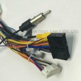 Harness de encargo de la aplicación de la motocicleta de la asamblea del ODM del OEM del cable del harness de cableado