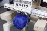 Wy1201CS/Wy1501CS는 맨 위 모자, 단화, t-셔츠 자수 기계 Topwisdom를 가진 공업용 미싱기를 7/8/10의 LCD 접촉 스크린 골라낸다
