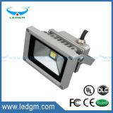 Il prezzo di fabbrica IP65 impermeabilizza l'indicatore luminoso di inondazione del LED 10W 20W 30W
