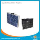 Sistema eléctrico solar portable