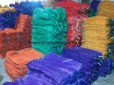 Purpurroter Raschel Ineinander greifen-Beutel pp.-für Zwiebelenkartoffeln Aubergine-China-Hersteller verpackenhdpe PlastikRaschel Ineinander greifen-Beutel für Früchte