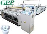 Rodillo completamente automático del tejido de tocador que hace la máquina