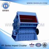 큰 수용량 넓게 응용 우수 품질 ISO는 반려암을%s 충격 쇄석기를 제조한다
