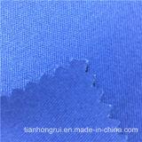 Tissu ignifuge antistatique de satin de garantie du nylon 2% du coton 11% de 87%