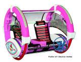 販売(ZJ-LBC02)のための2017の新式の360の車輪のRotatingle LEのビュッフェ車の遊園地の乗車