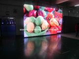 Bekanntmachen des dünnen Miete LED-Bildschirms P3.125, P3.91, P4.81, P5.95, P6.25