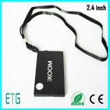 Pantalla LCD 2.4inch tarjeta de vídeo de felicitación, tarjeta de visita, tarjeta de cristal líquido (LCD tarjeta)