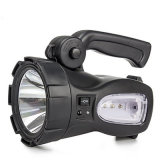 3W CREE LED Searchlight torche à LED rechargeable pour lampe de camping