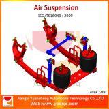 Crear el sistema de suspensión para requisitos particulares del aire del carro de vaciado de Volvo del árbol de BPW