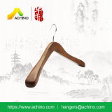 Широкая вешалка верхней части плеча с крюком металла для людей (ACH805)