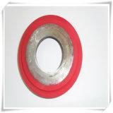 ポリウレタンは頑丈なコーティングのローラーの車輪の置換を動かす