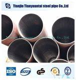 Riga tubo d'acciaio api 5L del carbonio
