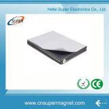 Aimant en caoutchouc de feuille magnétique flexible auto-adhésive