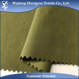 Tissu en nylon de Windbreaker de mélange de coton de sergé hydrofuge pour la jupe de bombardier