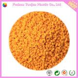 Masterbatch amarelo brilhante para resina de polipropileno