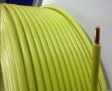Fil électrique flexible isolé par PVC de l'en cuivre 450/750V/en aluminium au-delà de la portée optique de faisceau de Chambre