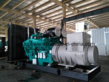комплект генератора 50Hz 750kVA тепловозный приведенный в действие Чумминс Енгине