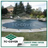 Tampa de segurança durável da piscina