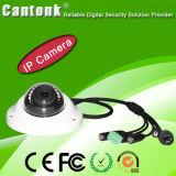 cámara a prueba de vandalismo del IP de la mini bóveda 1MP/2MP/3MP/4MP del surtidor del CCTV