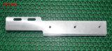Hoge Precisie CNC die het Deel van het Aluminium met het Plateren van het Zink machinaal bewerken