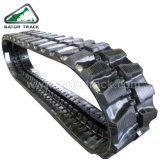 Brokk 260 trilhas de borracha da máquina escavadora das trilhas (300*55*72)