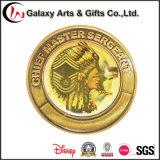 Металл подгонянный и тип редкие монетки золота медали сувенира как промотирование Gfits