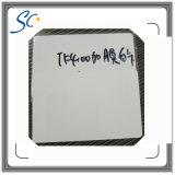 Cartão chave do hotel de RFID com a microplaqueta Tk4100