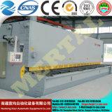 Le cesoie idrauliche della ghigliottina di QC11y (k) -20X10000 (CNC), rivestono le macchine per il taglio di metalli
