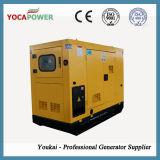 звукоизоляционный электрический промышленный тепловозный генератор 15kVA