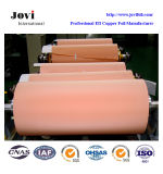 Cuホイル材料の保護