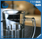 420ml сгущая прозрачную чашку пива