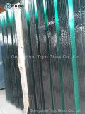 vidro de flutuador de construção da parede de 1.9mm-25mm (W-TP)