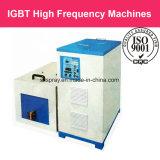 IGBT Hochfrequenzheizungs-Induktions-Maschinen-Serie für die schmelzende Einschmelzen-thermische Behandlung, die industrielles Gerät schweißt
