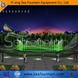 [سسفوونتين] تصميم تكنولوجيا الوسائط المتعدّدة لون موسيقى نافورة مع تحاوريّ [لد] ضوء
