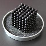 magneten van het Gebied van het Neodymium van de Bal 216PCS van het Raadsel van 5mm de Magische Magnetische