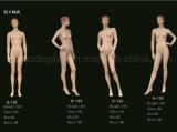 Form-weibliches Mannequin für Form