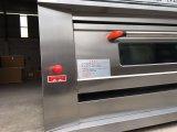 Professionele Bakkerij 1 Dek 2 van het Gebruik van het Hotel van Bossda de Oven van het Gas van Dienbladen