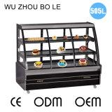 Altamente refrigerador do indicador do pedido do prato do estilo da caixa de Recommened