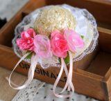 Lovely Pet Supply Products Chien accessoires de chapeau de paille (KH1010)