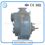 Driven by Diesel Engine Large Horizontal Volume Self Priming Pump