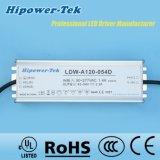 120W Waterproof a fonte de alimentação IP65/67 ao ar livre para a iluminação