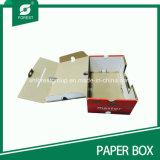 Contenitore impaccante di scatola del Apple della frutta del cartone della banana fresca della frutta (FP0200012)