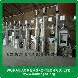 máquinas Parboiled do moinho de arroz do jogo 1ton/H completo