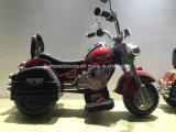 Мотоцикл холодного ребенка электрический с 2 моторами