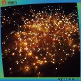 dekorative Zeichenkette-Lichter mit wasserdichten LED-mini kupferner Draht-Zeichenkette-Lichtern