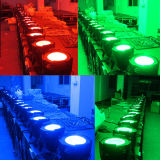 RGB 3in1 interior COB Stage 100W LED PAR Luz