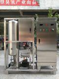 Mixng 탱크와 섞는 펌프를 가진 오존 발전기