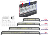 Barre incurvée Five Color RVB LED Driving Light Bar Inondation et Spot Combo Beam 5D LED Light Bar