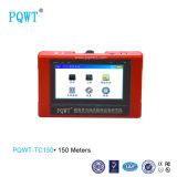 Rivelatore automatico dell'acqua sotterranea dello schermo di tocco di Pqwt-Tc150 150m in pieno