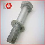 Schraube DIN931 der HDG-Kohlenstoffstahl-Hex Schrauben-DIN933 /Hex